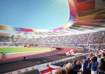 Wide Area Network. Wanted for Birmingham's 2022 Commonwealth Games