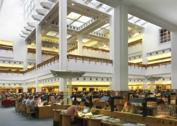 Appreciate Free Internet at the Library? People Can Thank This Woman