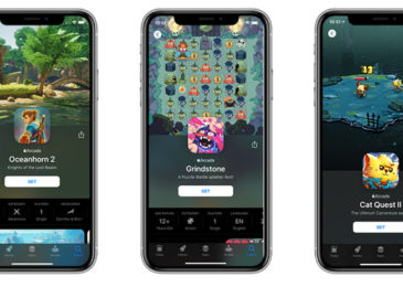 Apple Arcade is a house for premium games that lost their location on portable