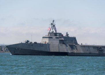 Spy Ship of Americas has Appears see Russia's Suspected Internet Cable