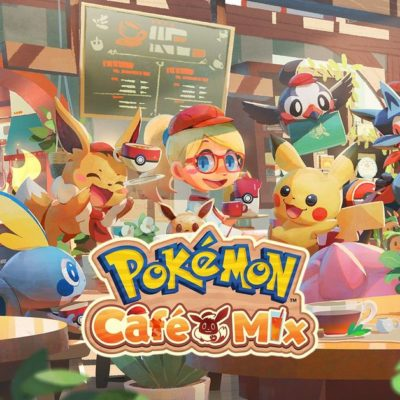 Pokémon Café Mix is a totally cute riddle game for Switch and mobile